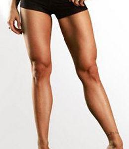 как выглядят идеальные ноги фото